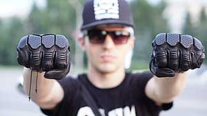 guantes motocross