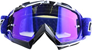 gafas azules